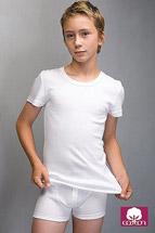 5fc00ce612a chlapecké triko HEKTOREK kr. rukáv vel.146-164